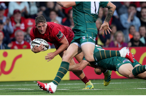 Munster add game with London Irish to pre-season fixtures ...