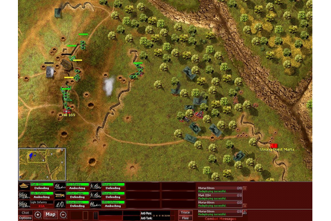 Close Combat III: The Russian Front Screenshots for ...