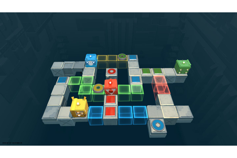 Death Squared Game - Android, Mac, PC, PS4, Switch, Xbox ...