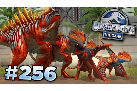 THE NEW STRONGEST HYBRID!!! || Jurassic World - The Game ...