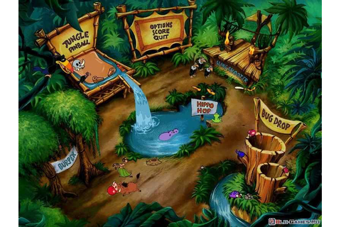 Timon & Pumbaa's Jungle Games Download Free Full Game ...