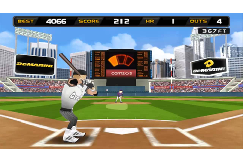Homerun Battle 3D v1.8.3 (Full Version) Android Gameplay ...