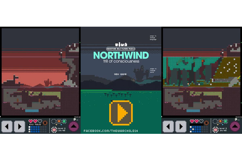 New Puzzler RPG North Wind: Trill of Consciousness Out Now ...