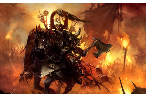 Warhammer, Fantasy Art Wallpapers HD / Desktop and Mobile ...