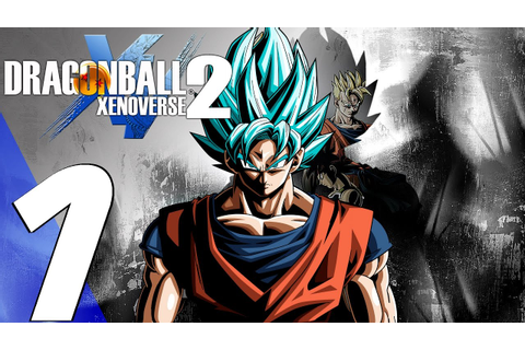 Dragon Ball Xenoverse 2 (PS4) - Gameplay Walkthrough Part ...