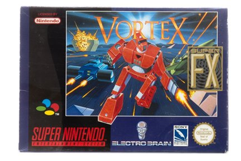 Vortex - Super Nintendo [SNES] Game Compleet ...