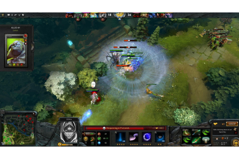 Dota 2 APK - Android Games Cracked