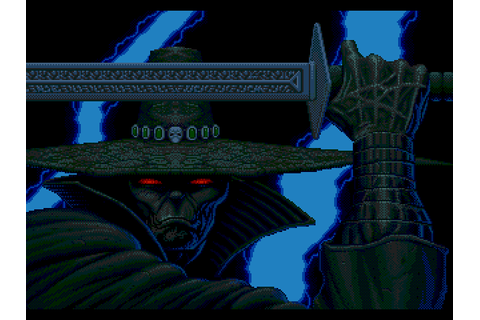 Forgotten Old Games – Chakan: The Forever Man | Game Comments