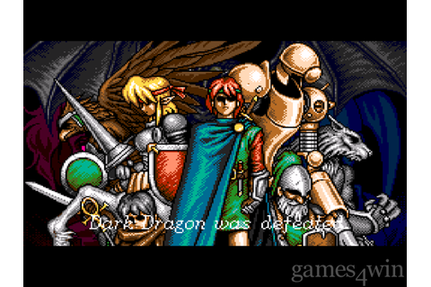 Shining Force CD Download on Games4Win