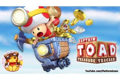 Captain Toad: Treasure Tracker - Full Game Walkthrough ...