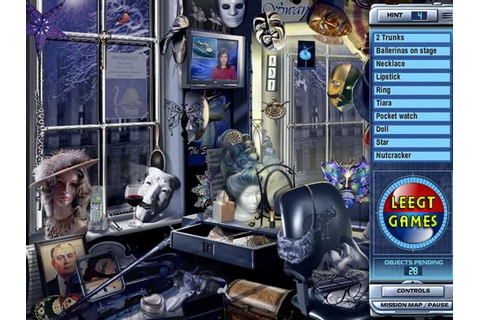 Full & Free Games Download: INTERPOL: The Trail Of Dr. Chaos
