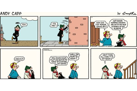 Andy Capp by Reg Smythe for December 04, 2016 | Andy capp ...