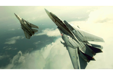 Ace Combat: Assault Horizon Enhanced Edition Gameplay (PC ...