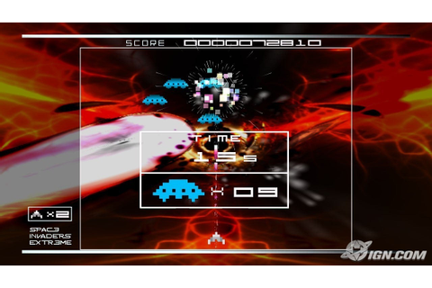 Space Invaders Extreme Screenshots, Pictures, Wallpapers ...