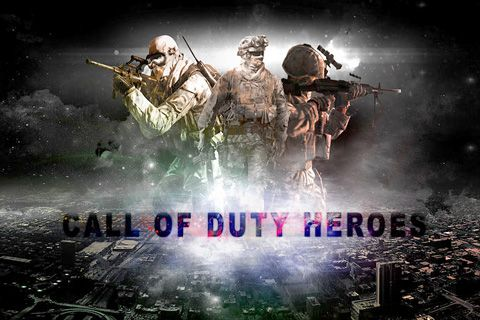 Call of duty: Heroes ipa. ~ Free Iphone Games Store