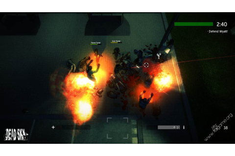 Dead Sky - Download Free Full Games | Arcade & Action games