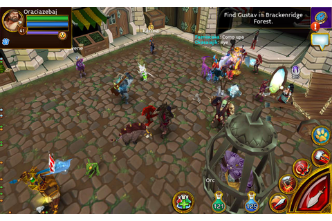 Arcane Legends MMO-Action RPG – Applications Android sur ...