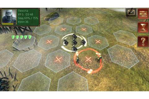 Hex Commander: Fantasy Heroes - Android games - Download ...
