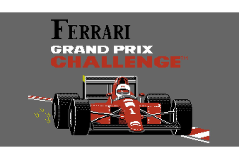 Ferrari Grand Prix Challenge - NES Gameplay - YouTube