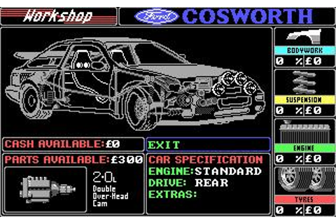 Lombard RAC Rally Download (1988 Sports Game)