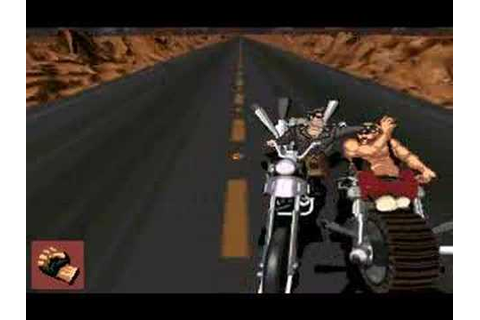 Full Throttle- A Fight. - YouTube