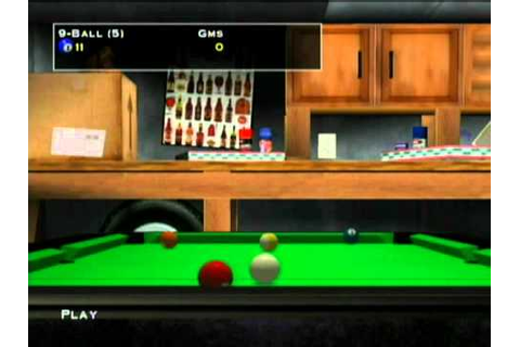 Virtual Pool: Tournament Edition Xbox Gameplay - YouTube