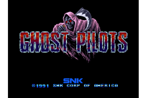 Ghost Pilots Details - LaunchBox Games Database
