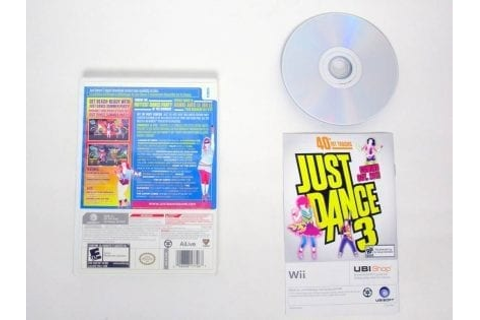 Just Dance Summer Party game for Nintendo Wii | The Game Guy