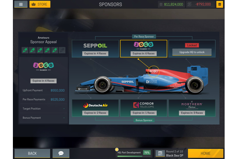 'Motorsport Manager Mobile 2' Review – Racing at a Whole ...