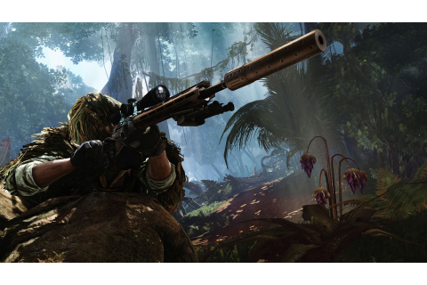 ICXM.net - Sniper: Ghost Warrior 3 delayed again