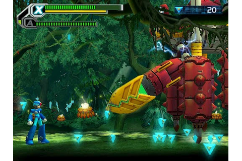 Mega Man X8 - Full Version Game Download - PcGameFreeTop