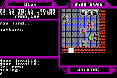 Abandonware Role-Playing (RPG) games - My Abandonware