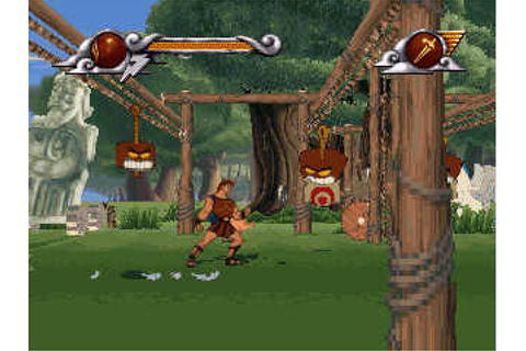 Disney's Hercules (Windows) Game Download