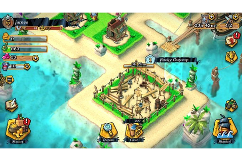 Plunder Pirates for iPhone - Download