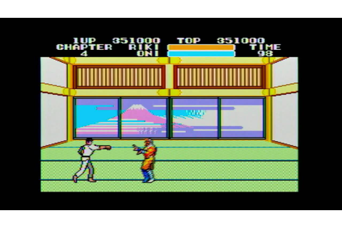 Black Belt (Sega Master System) - All Boss Fights + Game ...