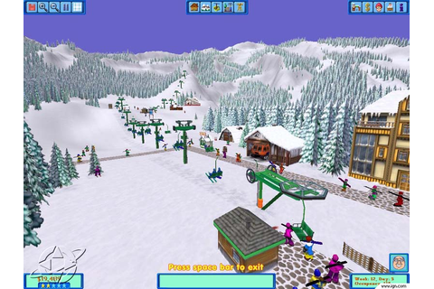 Ski Resort Tycoon Screenshots, Pictures, Wallpapers - PC - IGN