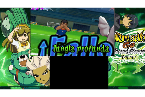 Inazuma Eleven GO 2: Chrono Stone - YouTube
