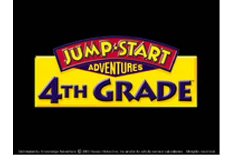 JumpStart Adventures 4th Grade: Sapphire Falls on Qwant Games