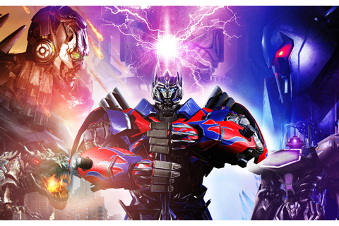 Transformers: Rise of the Dark Spark – trailer de ...