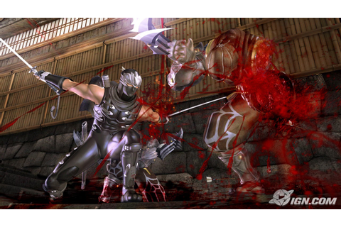 Ninja Gaiden 2 looks amazing (56k go away) - System Wars ...