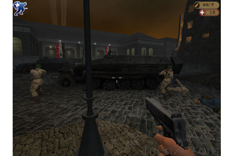 World War II Combat: Road to Berlin Game Free Download ...