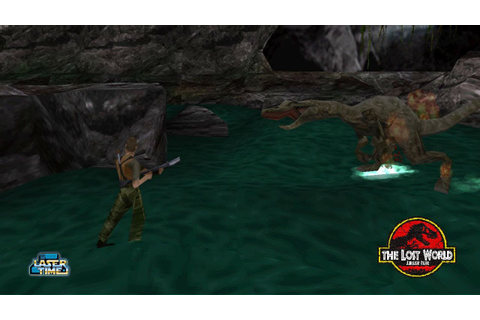 The Lost World: Jurassic Park - PlayStation 1 Gameplay ...