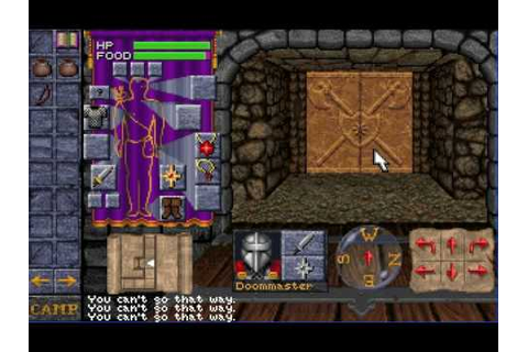 Dungeon Hack (PC) Level 1 - YouTube