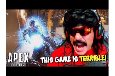 "DrDisRespect: ""This Game is So TERRIBLE!"" 