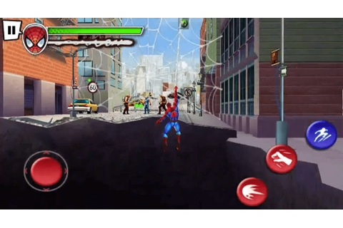 Ultimate Spider-Man: Total Mayhem APK + DATA HD (ALL FIX ...