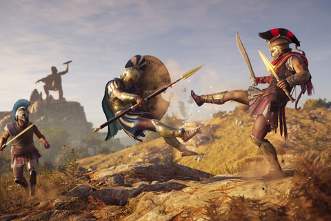 Assassin's Creed: Odyssey is even more of a traditional ...