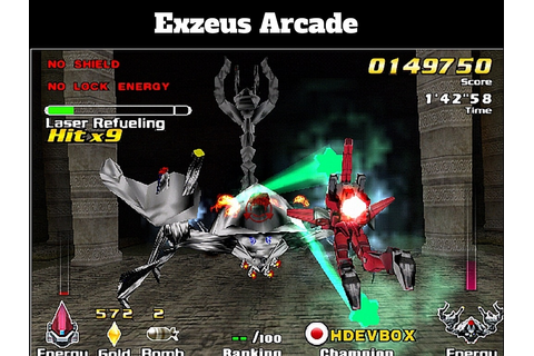 [Download] Exzeus Arcade Apk [v 3.2] For Android 2.3+