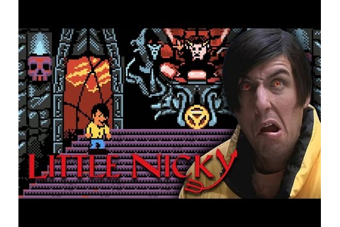 Little Nicky - FAHCKIN' SCHWEET GAME BOY GAMEPLAY - YouTube