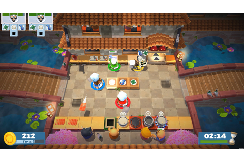 "Overcooked 2 Review - ""A Kitchen Nightmare You'll Actually ..."
