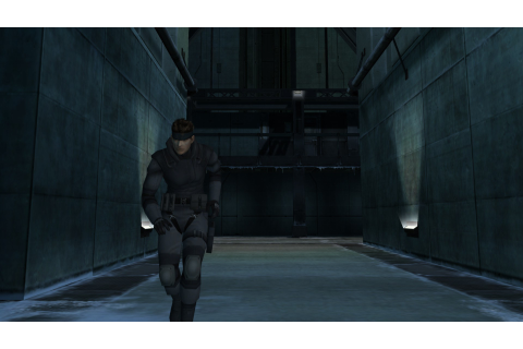 metal gear solid solid snake gamecube metal gear solid the ...
